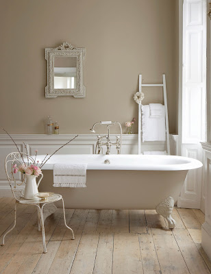 Little Greene & Spey Bath Blog