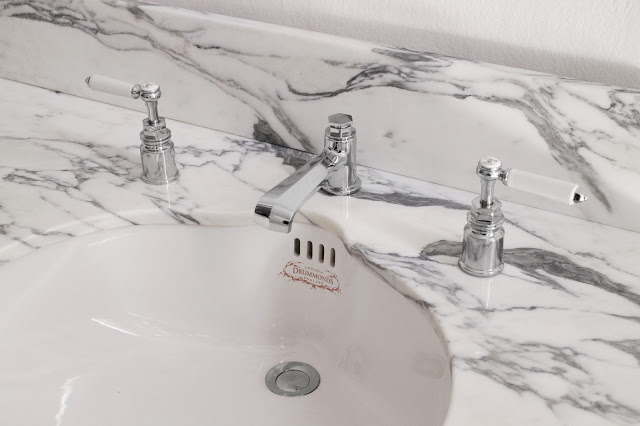 New Chessleton Basin Mixer