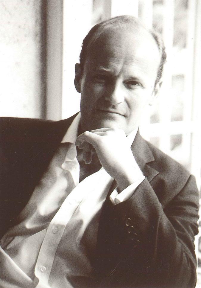 Guy Goodfellow Portrait