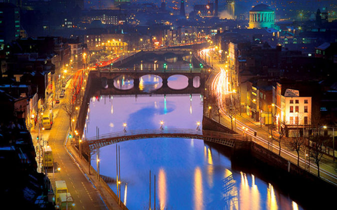 Naming The Liffey