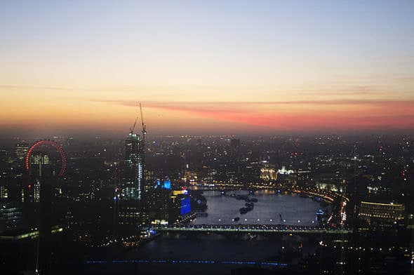 Inspired by London Grey Sky Blog