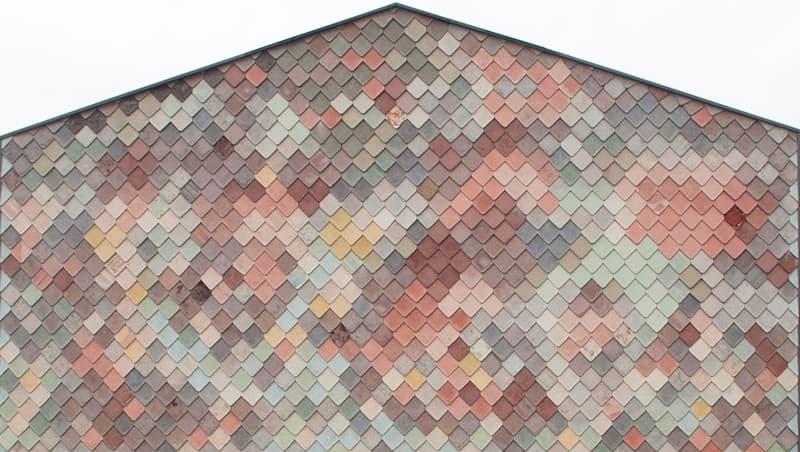 Spring Pastels Roof tiles