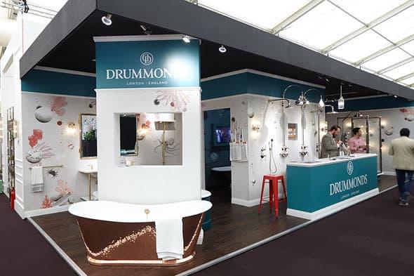 Drummonds At Decorex 2016