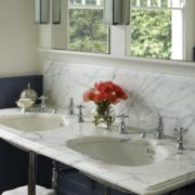 The Double Crake Vanity Basin Suite