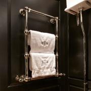4-Bar Wall Mounted Towel Rail