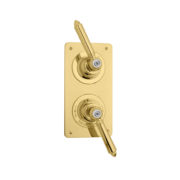 The Chessleton Shower Plate Thermo & On/Off
