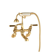 The Coll Wall Mounted  Bath & Shower Mixer