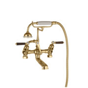 The Coll Lever Bath & Shower Mixer