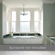 The Baby Ness Undermounted Cast Iron Bath Tub