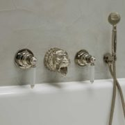 The Grand Hand Shower & Wall Bracket