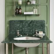 The Single Crake Vanity Basin Suite