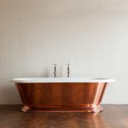 The Copper Tay Cast Iron Bath Tub