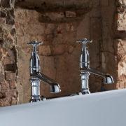 The Mull Classic Bath Taps