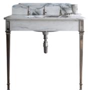 The Single Hebdern Vanity Basin Suite