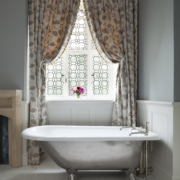The Clyde Single Ended Cast Iron Bath Tub
