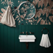The Bourne Vanity Basin Wall Mounted