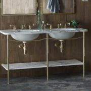 The Double Ladybower Vanity Basin Suite