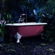 The Liffey Cast Iron Bath Tub
