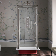The Test Freestanding Shower