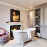 The Torridge cast iron bath