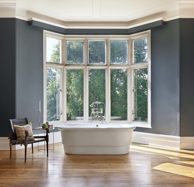 The Tyburn natural stone bath tub