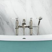 The Chessleton Floor Standing Bath & Shower Mixer