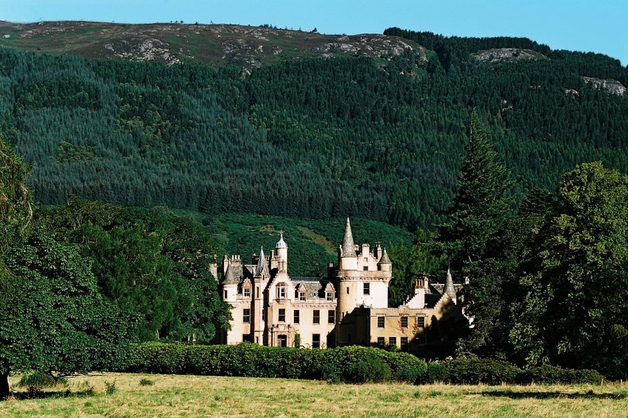 Aldourie Castle Case Study