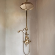 Dalby handshower and On / Off Control