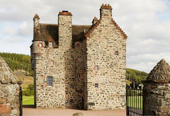Forter Castle case study