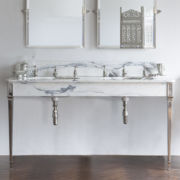 The Double Hebdern Vanity Basin Suite