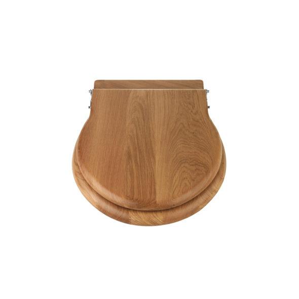 New Standard Loo Seat Light Oak