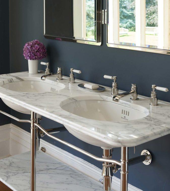 The Double Ladybower vanity basin