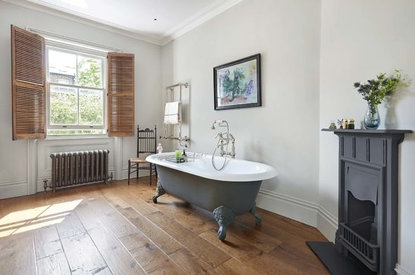 A Case For Natural Wood Flooring In The