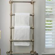 5-Bar Wall Mounted Towel Rail