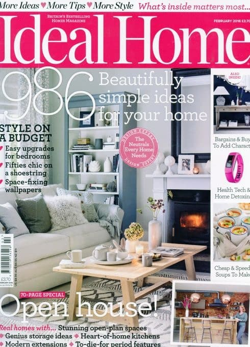 Ideal Home Feb 16