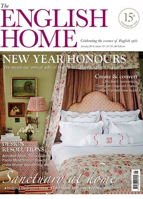 English Home Jan 16
