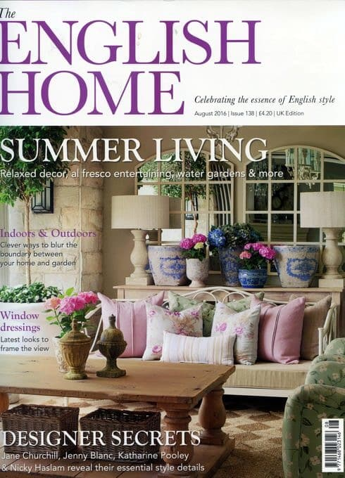 English Home Aug16
