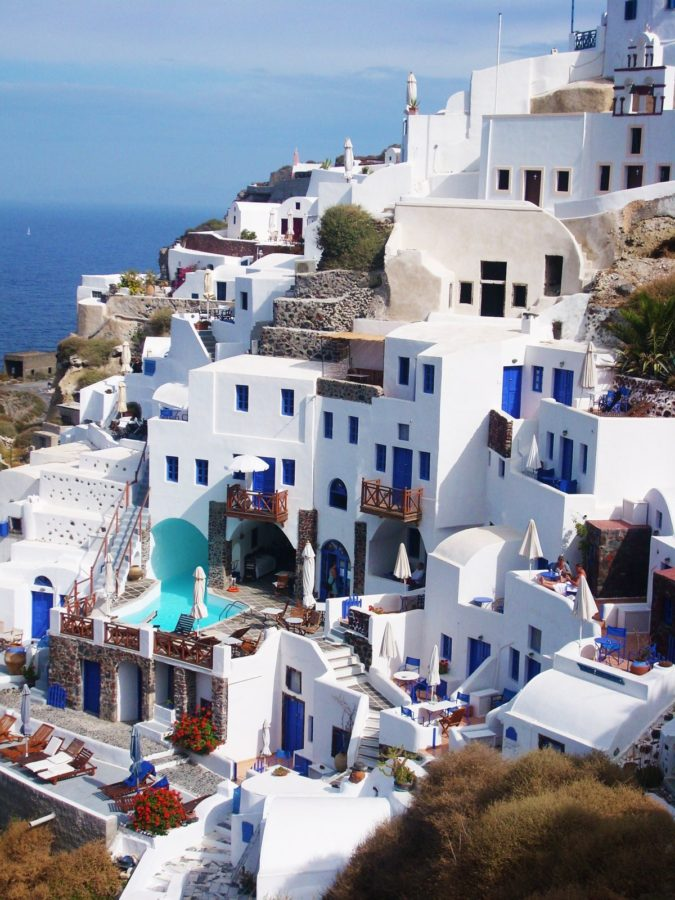 Greek Holiday Inspiration Blog
