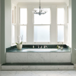 Built in Baby Ness bath tub