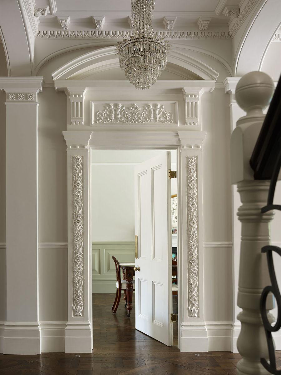 Hallway Castelnau case study