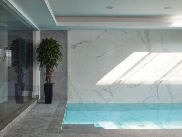 Swimming Pool Castelnau case study