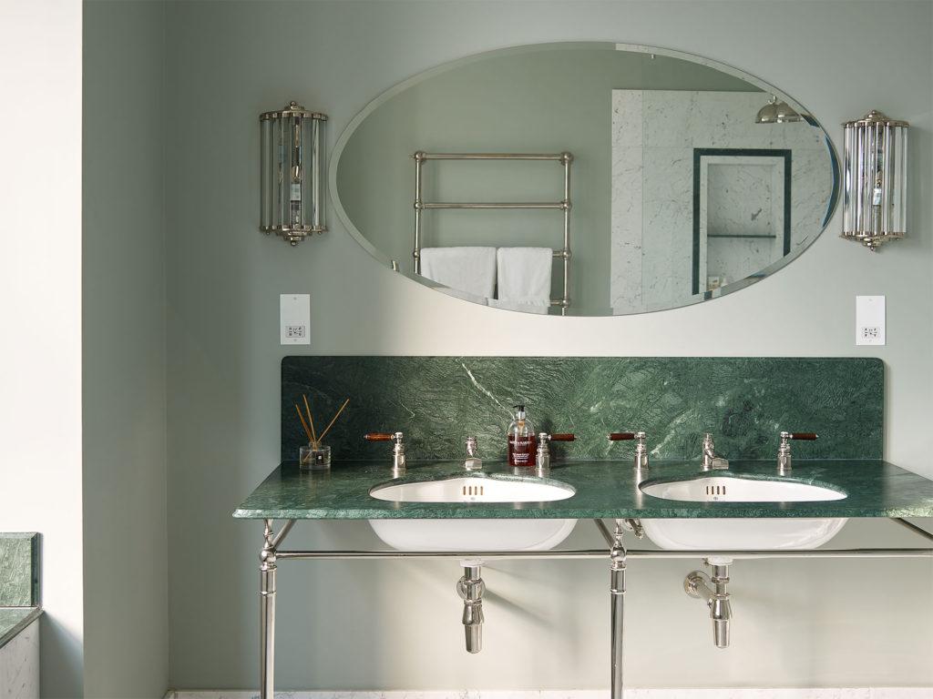 Vanity basin case study