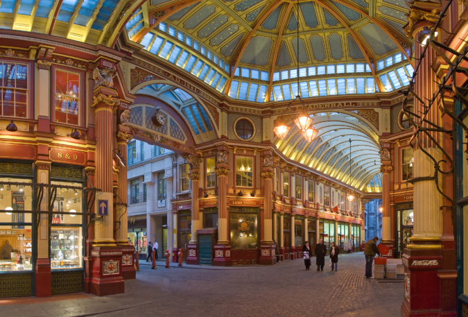 5 Inspirational Interiors In London