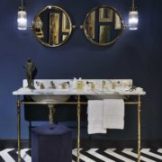 The Double Locky Vanity Basin Suite