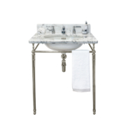The Single Locky Vanity Basin Suite