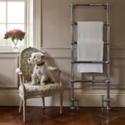 5-Bar Floor Mounted Towel Rail