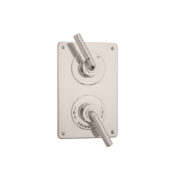 The Bestwood Lever Shower Plate Thermo & On/Off