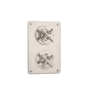 The Bestwood X Head Shower Plate Thermo & 3 Way