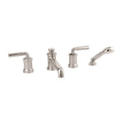 The Bestwood Lever 4-Hole Bath & Shower Mixer