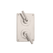 The Bestwood Lever Shower Plate Thermo & 2 Way